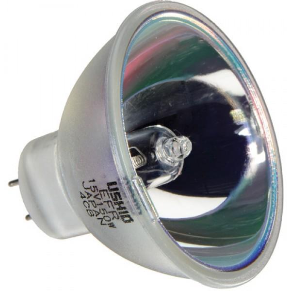 Cod.EFR_USH Lâmpada MR16 EFR 15V 150W USHIO JAPAN   - lampadas.net
