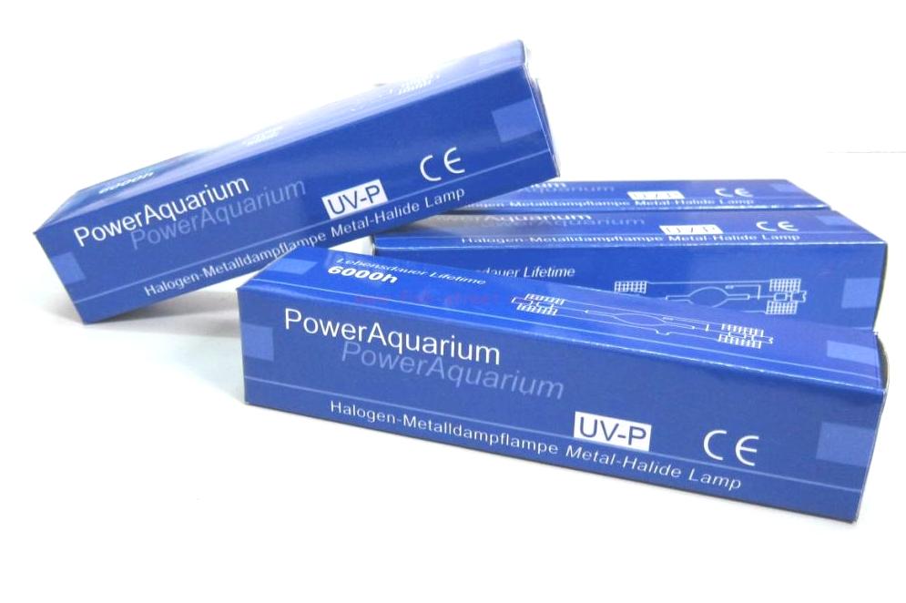 Cod.HQI150 Lâmpada HQI Aquário BLV 150W 5200K   - lampadas.net