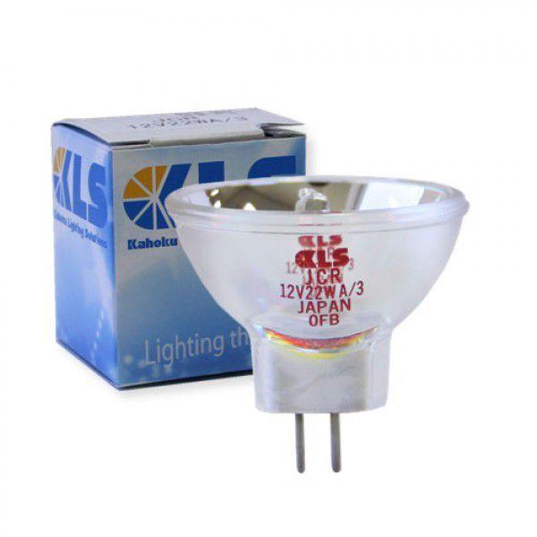 COD.JCR1222 Lâmpada JCR 12V 22WA/3 - KLS   - lampadas.net