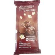 Pipoca Doce Popcorn - Tradicional de Panela - sabor Chocolate