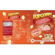 Tempero Pipoca Popcorn - Sabor Presunto - 1kg
