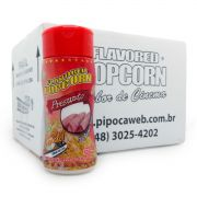 TEMPEROS P/ PIPOCA - SABOR PRESUNTO 100g (12 unidades)