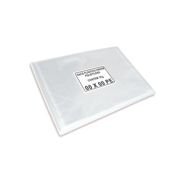 Sacos PE Transparente c/ 1 kg  - Emar - Loja Virtual