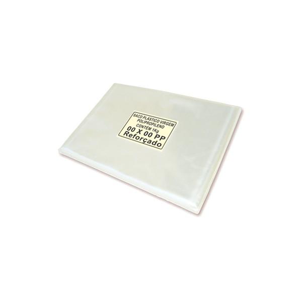 Sacos PP Transparente Reforçado c/ 1 kg  - Emar - Loja Virtual