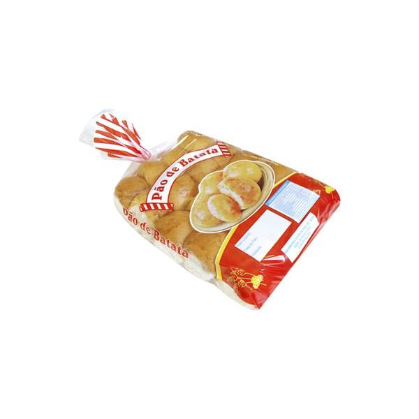 Sacos 22x48 cm Pão de Batata c/ Foto c/ 100 unidades  - Emar - Loja Virtual