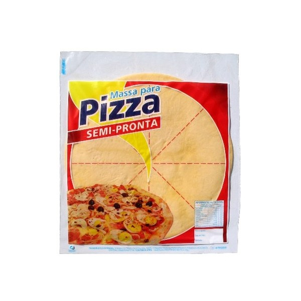 Sacos 35x40 cm Pizza c/ Foto c/ 100 unidades  - Emar - Loja Virtual