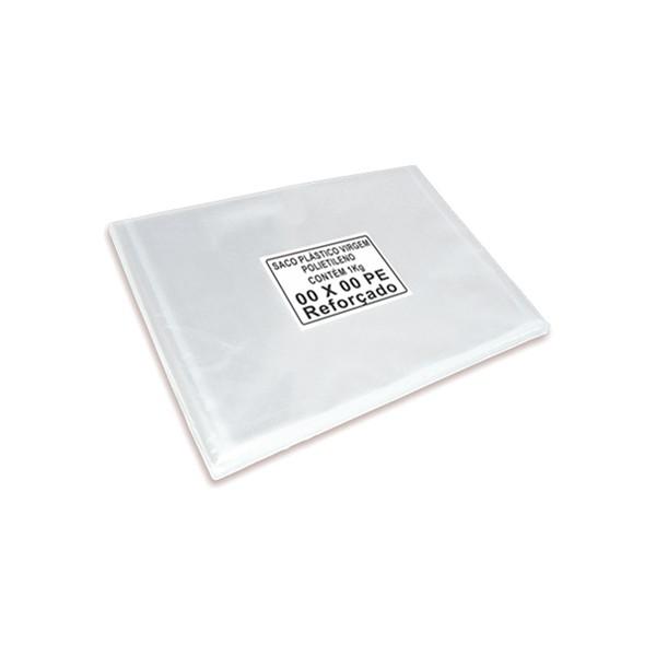 Sacos PE Transparente Reforçado c/ 1 kg  - Emar - Loja Virtual