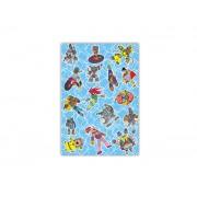 Sacos Presente 25x37 - Cartoon Azul c/ 100 unidades