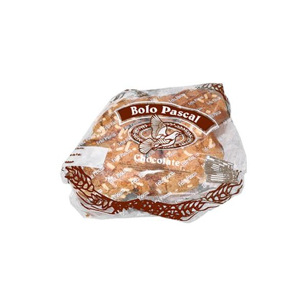 Sacos Bolo Pascal de Chocolate c/ 100 unidades  - Emar - Loja Virtual