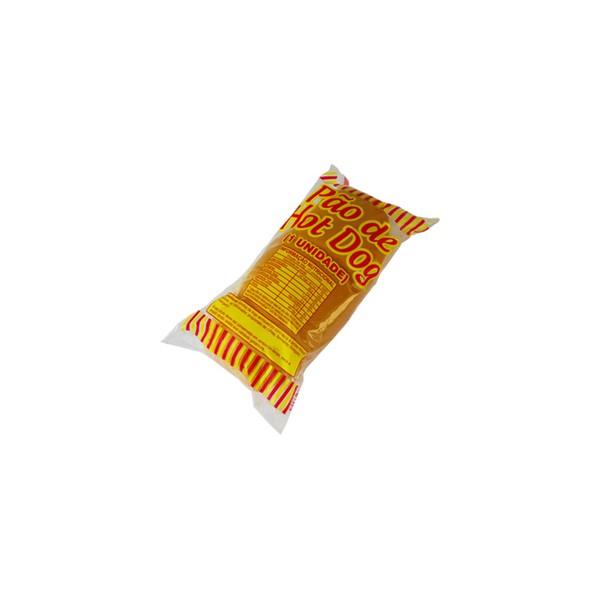 Sacos 12x22 cm Pão de Hot Dog p/ 1 c/ 100 unidades  - Emar - Loja Virtual