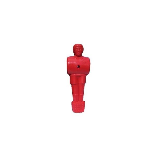 Boneco Pebolim Vermelho  - Emar - Loja Virtual