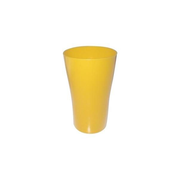 Copo Amarelo p/ 360 ml  - Emar - Loja Virtual