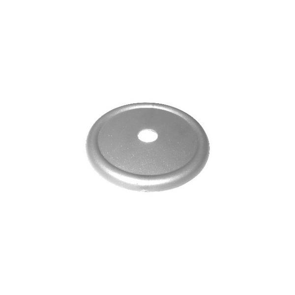 "Espelho para Toldo 3"" c/ Furo 1/2"" Prata c/ 250 unidades  - Emar - Loja Virtual"