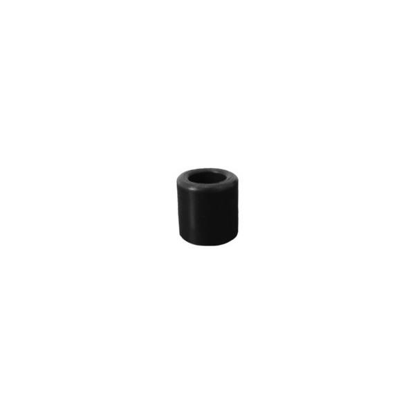 Batente Roliço PVC Preto  - Emar - Loja Virtual