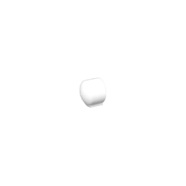 """Ponteira 1¼"""" Externa c/ Calço Branca c/ 250 unidades  - Emar - Loja Virtual"""
