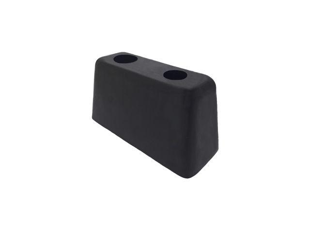 Batente Trapézio 115 x 110 mm c/ 2 Furos  - Emar - Loja Virtual