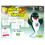 Kit Pintura Santos - Algazarra