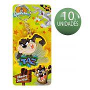 10 Chaveiros Divertidos Taz Looney Tunes Warner Bros lembrancinha Festa