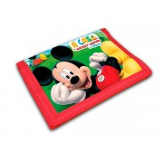Carteira Infantil Mickey Disney