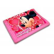 Carteira Infantil Minnie Disney