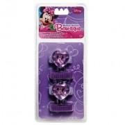 Kit de Beleza Maria Chiquinhas Minnie Disney Lilás