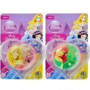 2 Bolinhas Pula Pula Aurora E Sereia Ariel Princesas Disney