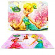 2 Quebra Cabeças Cartonados 63pçs Cada Tinker Bell Disney