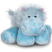Pelúcia Hipopótamo My Plush