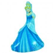 Boneco de Inflar Cinderela Princesas Disney