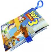 Mini Livro de Pelúcia Toy Story Disney