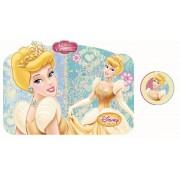 Jogo Americano Cinderela Princesas Douradas Disney