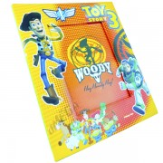 Porta Retrato Cartonado Infantil Toy Story Disney