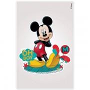 Kit 10 Cartelas Adesivos de Parede Mickey Disney