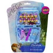 Kit Beleza Manicure Frozen Disney - Toyng