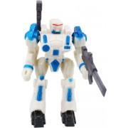 Boneco Robô Fighter Branco - DmToys