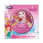 Bola de Vinil Princesas Disney Pequena - Zippy Toys