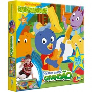 Quebra Cabeça Grandão de 48 Peças Backyardigans - Jak Toyster