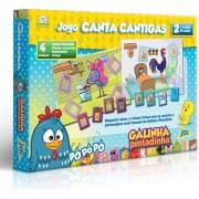 Jogo Canta Cantigas Galinha Pintadinha - Toyster