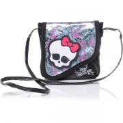 Bolsa Infantil Monster High Modelo Skullete Sestini Mattel