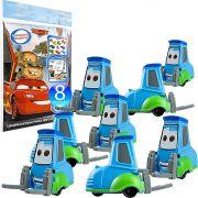 Kit Festa Infantil Guido Personagem Carros Disney 40 Itens