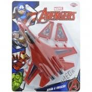 Avião à Fricção Vingadores Marvel - Toyng