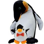 Bicho de Pelúcia Pinguim Importada