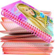 Bloco de Anotações Miley Cyrus Hannah Montana 80 Folhas