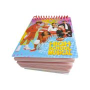 Bloco De Notas High School Musical Disney