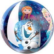 Bola Inflável 3D Frozen Disney 40 cm