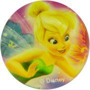 Bolinha de Silicone Importada Tinker Bell Disney Fadas