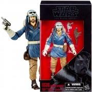 Boneco Star Wars The Black Capitão Cassian Andor Eadu Hasbro