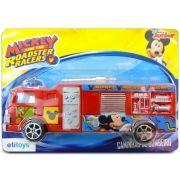 Brinquedo Caminhão de Bombeiro a Fricção Mickey Disney