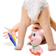 Brinquedo De Vinil Mordedor Para Bebê Gatinho E Porquinho