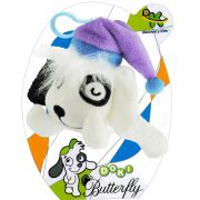Cachorro De Pelúcia Doki Dorminhoco Discovery Kids Butterfly